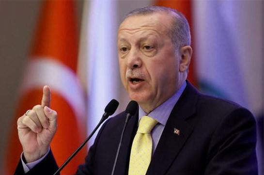 Эрдоган заявил, что новая военная операция Турции в Идлибе является вопросом времени