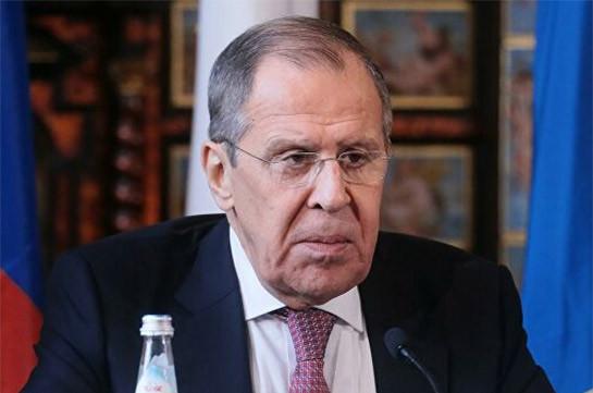 Лавров заявил о готовности продолжать работу с Анкарой по Идлибу