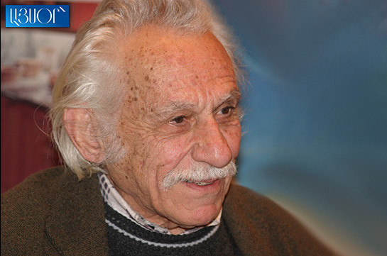 People's artist Yervand Manaryan passed away