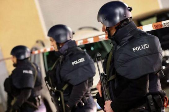 Преступник в Германии расстрелял посетителей двух баров и скрылся
