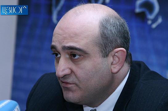 Минздрав Армении занят процессом закупки дополнительного количества масок – Артавазд Ванян