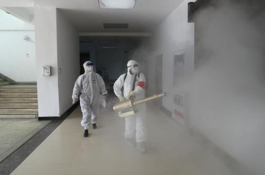 Coronavirus death toll in China rises to 2,663 — authorities
