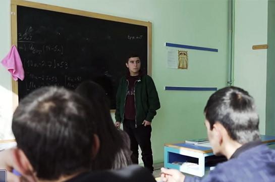Իմ կյանքը նվիրված է հենց այս կերպարի հաղթանակին. վարչապետը՝ թալինցի 16-ամյա տղայի մասին (Տեսանյութ)