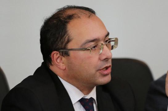 АРМЕНИЯ: 26 февраля запланирован рейс для возвращения на родину находящихся в Иране граждан Армении – представитель МИД Армении
