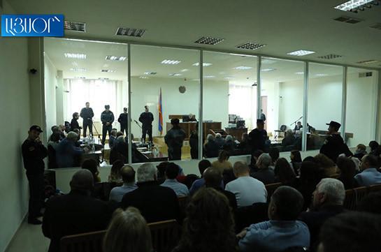 Ռոբերտ Քոչարյանի նկատմամբ քրեական հետապնդումը դադարեցնելու և քրգործը կարճելու մասին միջնորդության որոշումը կհրապարակվի մարտի 3-ին