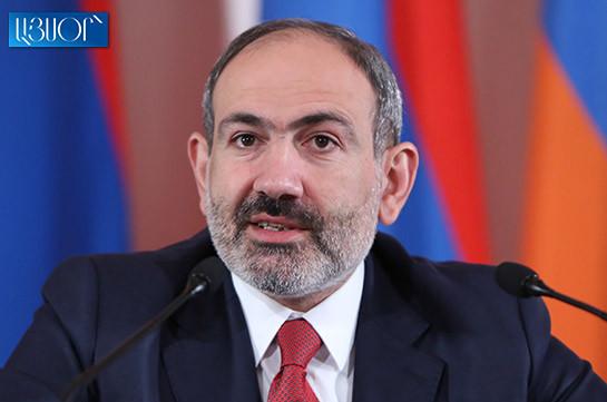Հայաստանից ապրանքների և ծառայությունների արտահանումը 2019-ի արդյունքներով աճել է 10.3%-ով. Փաշինյան