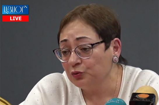 Марина Григорян: Антиазербайджанская пропаганда – тот вопрос, в котором не должно быть черных и белых, в противном случае мы проиграем