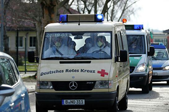 Число больных коронавирусом в Германии выросло до 22