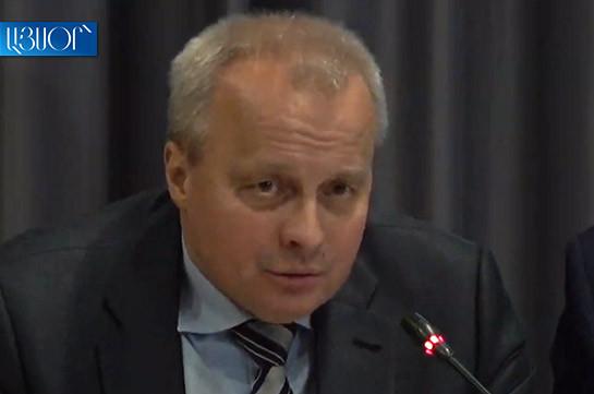 Копыркин: Мы заинтересованы, чтобы в Армении весомую роль играли силы, понимающие важность российско-армянского стратегического взаимодействия (Видео)