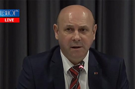 Посол Белоруссии в Армении не против вступления Азербайджана в ОДКБ, учитывая опыт Советского Союза (Видео)