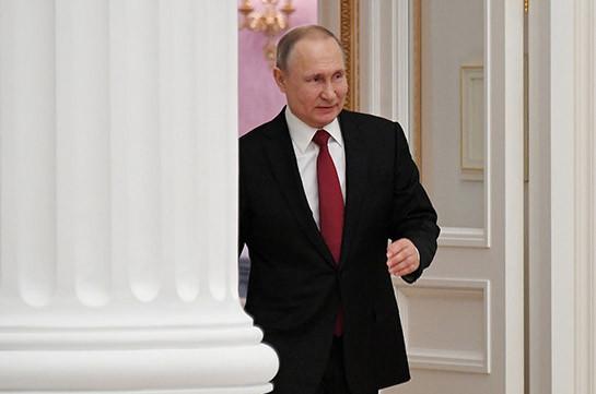 Путин сравнил людей с рыбами