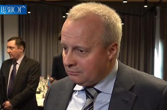 ՀԱՊԿ-ը կարևոր և ծանրակշիռ անվտանգության բարձիկ է. ՌԴ դեսպանը՝ ԼՂ հակամարտության մասին (Տեսանյութ)