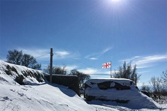 Южная Осетия закрыла границу с Грузией из-за коронавируса