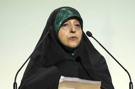 Iran's vice president Masoumeh Ebtekar infected with coronavirus — media