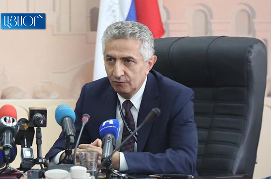ААЭС планирует продолжать сотрудничество с ГК «Росатом» по проекту продления срока эксплуатации энергоблока N2 Армянской АЭС. Мовсес Варданян