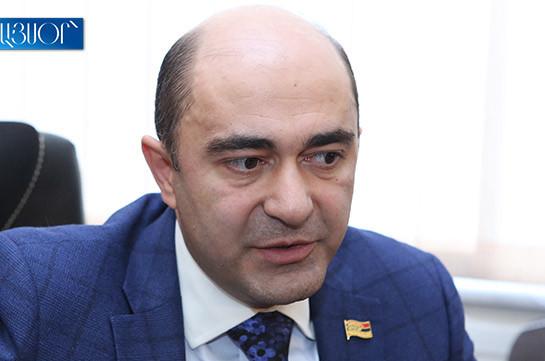 Կորոնավիրուսով պայմանավորված՝ Էդմոն Մարուքյանն առաջարկում է չեղարկել Երևան - Միլան չվերթները