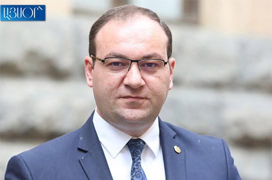 Арсен Бабаян: На сегодняшнем заседании НС они должны попытаться подкорректировать свою неряшливую работу