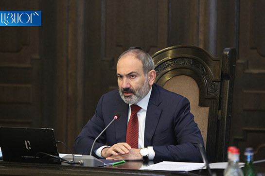 Armenia's PM warns about responsibility in case of not applying to doctors and self-isolating