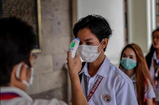 Man who tried to scatter coronavirus dies