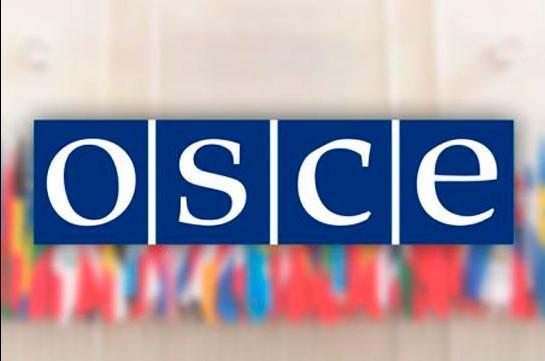 Сопредседатели МГ ОБСЕ призывают стороны проявить максимальную ...