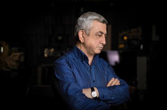 Третий президент Армении следит за происходящими из-за пандемии коронавируса развитиями