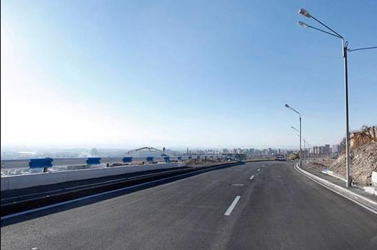 МЧС Армении: На территории республики автодороги в основном проходимы