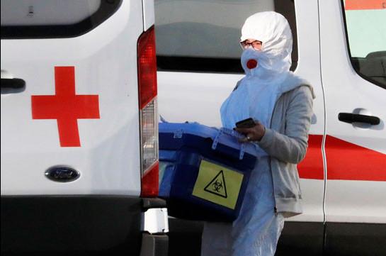 В России четыре человека вылечились от коронавируса