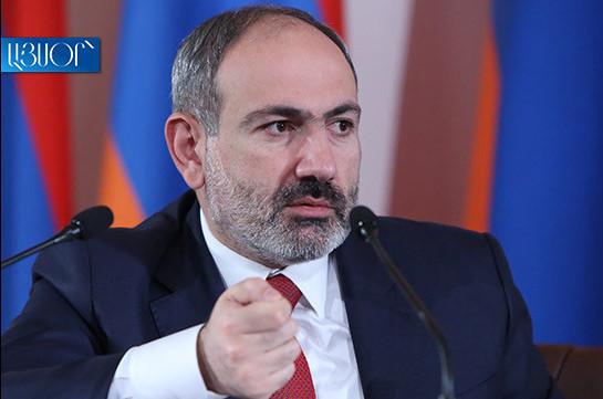 Случаи коронавируса выявлены в Ереване и 7 областях Армении – Никол Пашинян