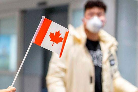 Число заразившихся коронавирусом в Канаде превысило две тысячи человек (Ria)