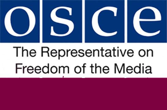 Представитель ОБСЕ по вопросам свободы СМИ Арлем Дезир обеспокоен в связи с ограничением свободы СМИ в Армении