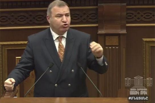 Микаел Мелкумян призвал правительство идентифицировать приезжающих в Ереван на заработки граждан из областей