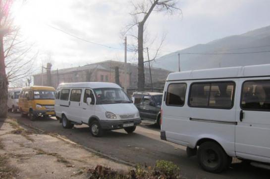 Մինչև մարտի 31-ը արգելվում է ավտոբուսներով և միկրոավտոբուսներով միջմարզային կանոնավոր և ոչ կանոնավոր ուղևորափոխադրումները