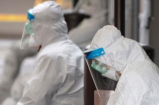 Ռուսաստանում կորոնավիրուսով վարակվածների թիվը հասել է 658-ի (RussiaToday)
