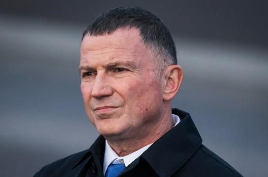 Իսրայելի խորհրդարանի նախագահը հրաժարական է տվել  (РБК)