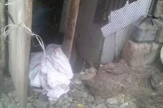 Լուսակերտ գյուղում պայթյուն է տեղի ունեցել. կա մեկ զոհ