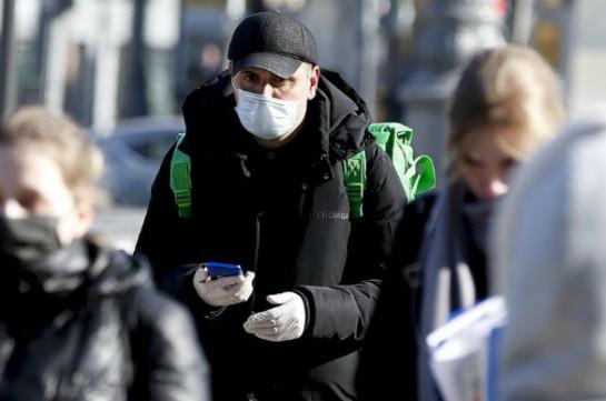 Մոսկվայում կորոնավիրուսով վարակի դրական թեստով երկու մարդ է մահացել (BBC)