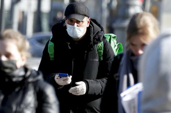 В Москве умерли два человека с положительным тестом на коронавирус (BBC)