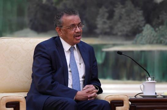 Глава ВОЗ призвал все страны не ограничиваться самоизоляцией граждан (РБК)