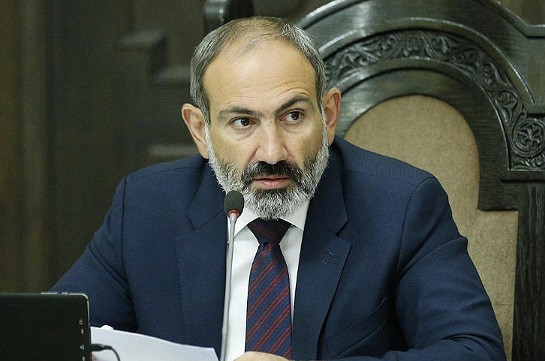 One of two persons in extremely grave condition is U.S. citizen: Pashinyan