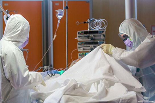 На севере Италии госпитализировали десять младенцев с COVID-19 (РИА Новости)