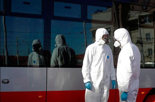 В Абхазии ввели чрезвычайное положение из-за коронавируса (RussiaToday)