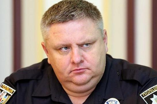 Начальник полиции Киева заразился коронавирусом (Интерфакс)