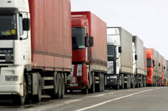 New restrictions by Russian government not to affect Armenian cargo transportation: PM