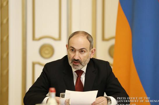 Prime Minister Nikol Pashinyan offers condolences on passing of Krzysztof Penderetsky