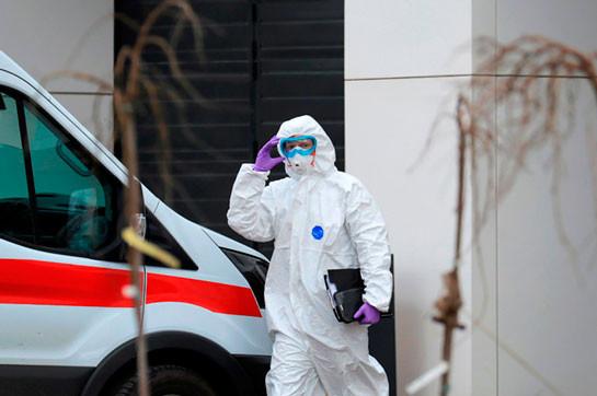 В больнице в Коммунарке за сутки умерли два пациента (Интерфакс)