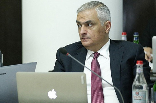 Armenia's deputy PM: Gas prices will globally change