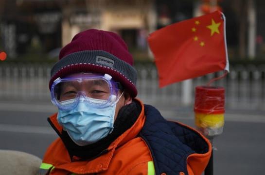 В Китае за сутки выявили 48 новых ввозных случаев заражения COVID-19