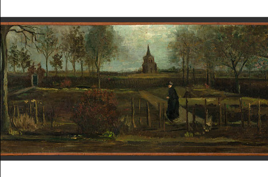 Van Gogh painting stolen from museum shuttered by Covid-19 pandemic: CNN
