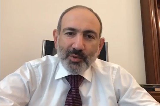 Armenia's PM: Quarantine regime in Armenia extended for another 10 days
