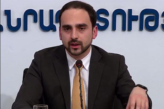 Если бы правительство не ввело ограничения, то в течение 75-80 дней после 1 марта примерно 89% населения Армении заразилось бы – Тигран Авинян